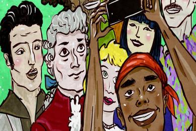 Κόμικς σε playlist – Δεύτερος χρόνος