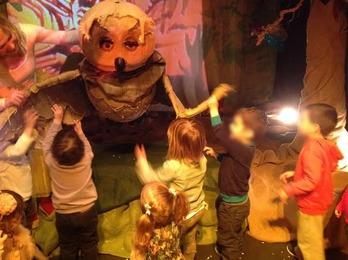 """""""Πέτα, Λούδα!"""" πάλι στο Θέατρο Κούκλας της Ιρίνα Μπόικο """"White Puppet"""""""