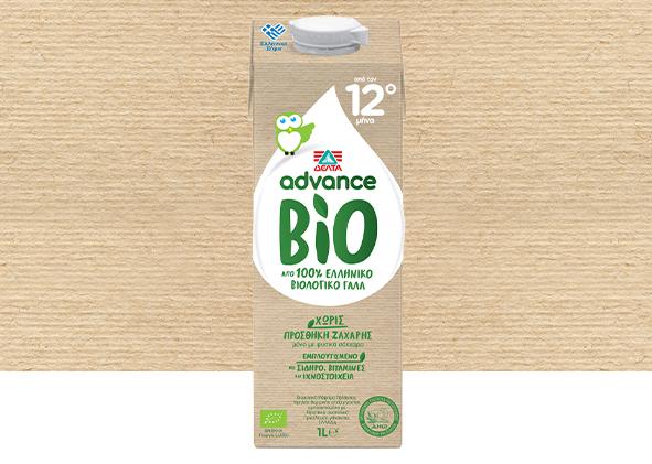 ΔΕΛΤΑ Advance Bio Βιολογικό 1lt