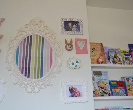 Ιδέες για παιδικό wall gallery