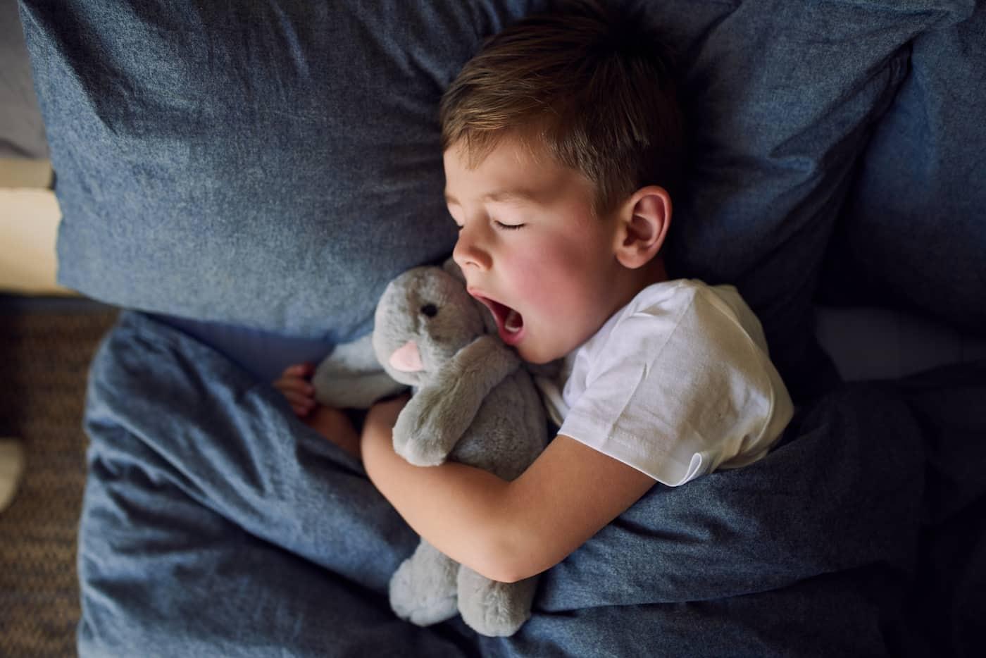 Εύκολος ύπνος και παιδιά