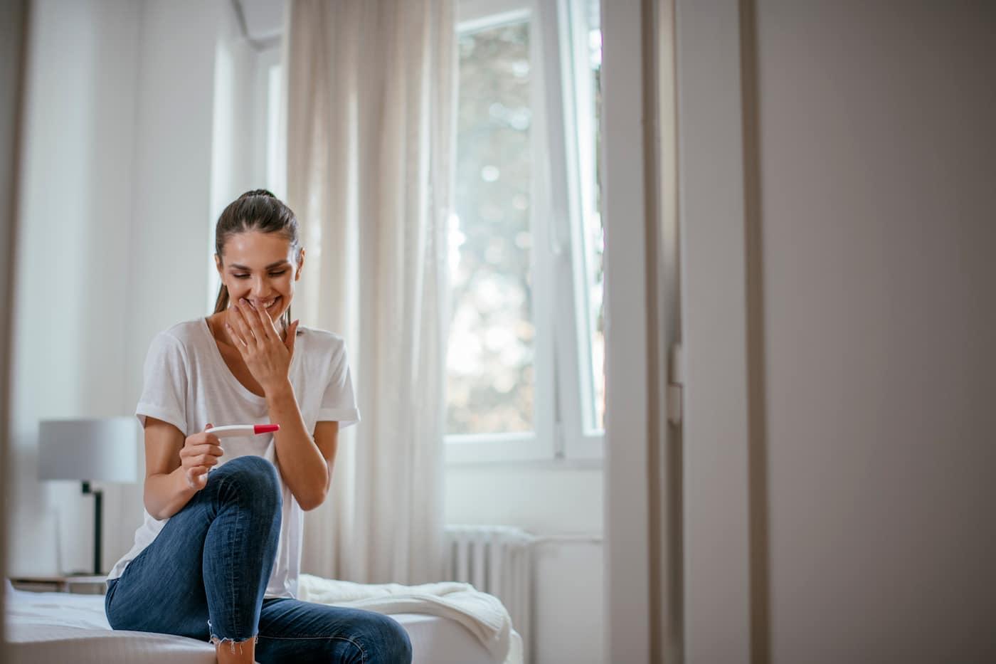 Tεστ εγκυμοσύνης – Πότε πρέπει να το κάνεις να σου δώσει το πιο έγκυρο αποτέλεσμα