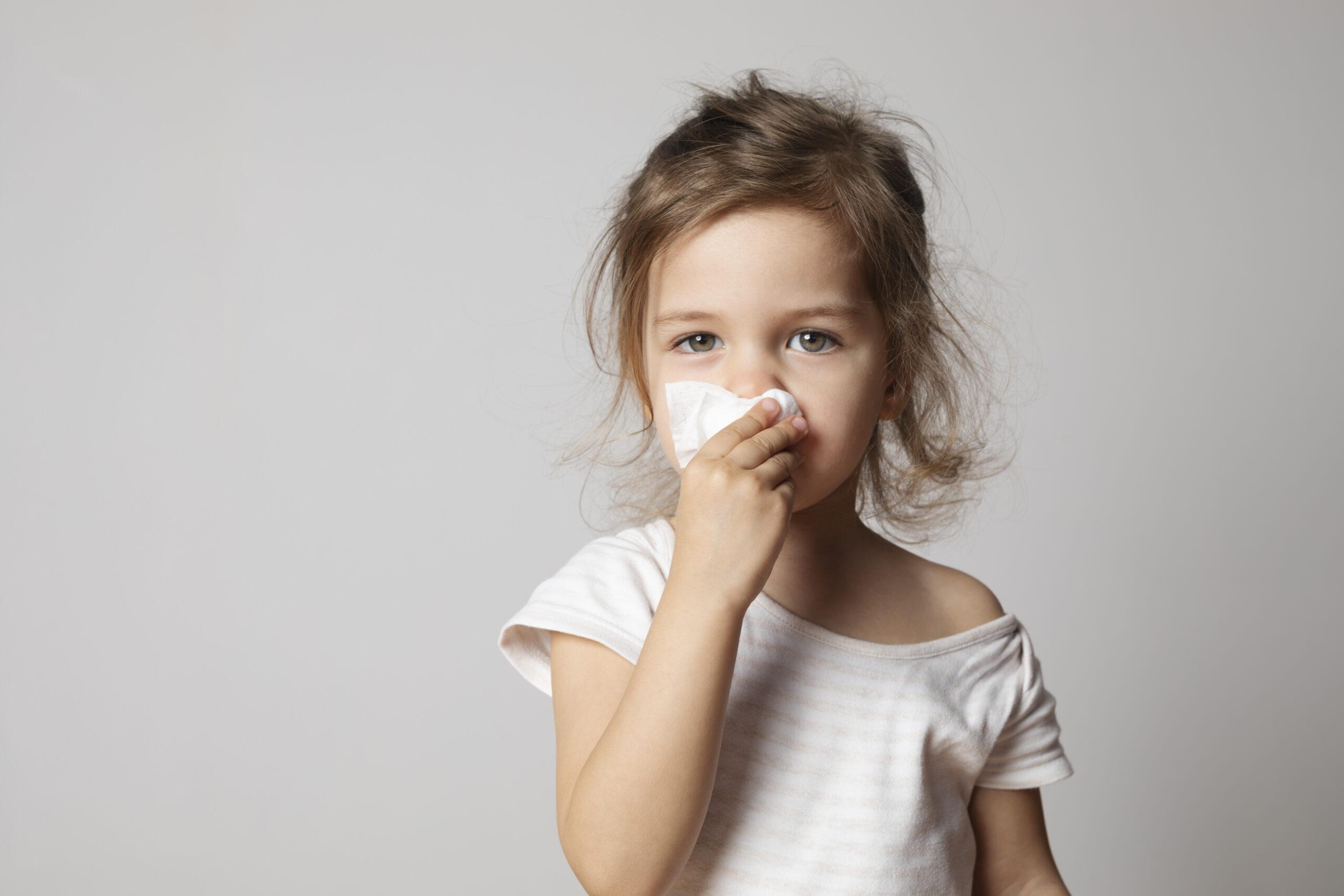 5 σημάδια ότι το παιδί σου έχει αλλεργίες