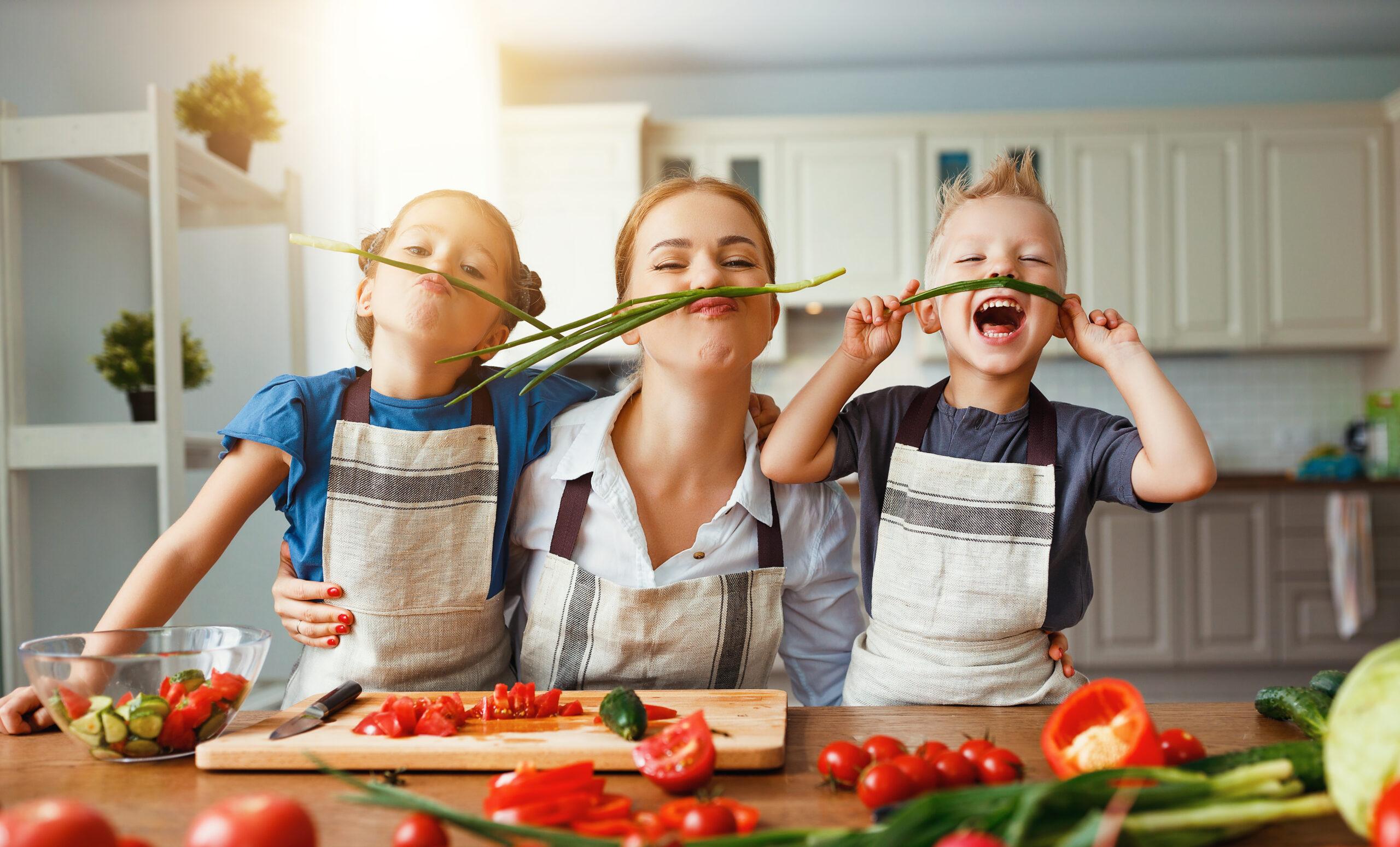 Υγιεινή διατροφή για παιδιά – 10 τρόποι για να την αγαπήσει