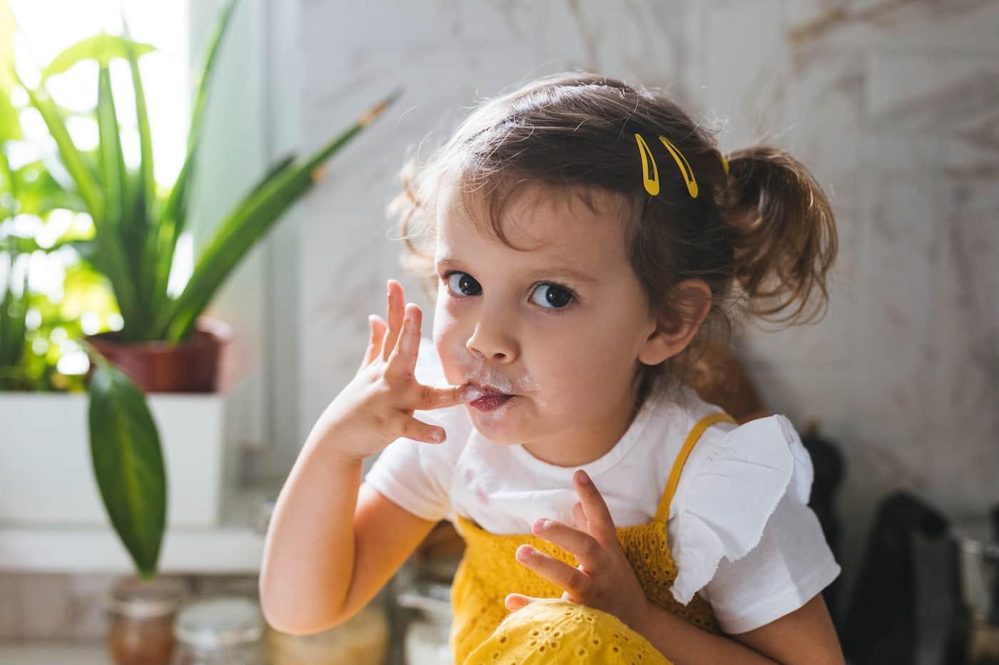 Υγιεινές διατροφικές συνήθειες για το παιδί σου