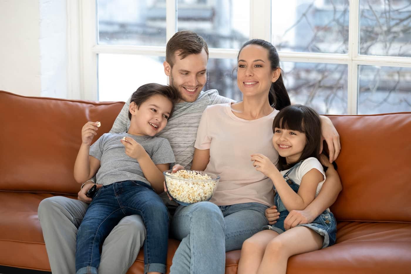 5 φανταστικές οικογενειακές ταινίες που μπορείς να βρεις στο Netflix