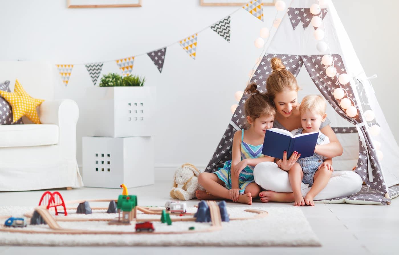 Γιατί είναι καλό για όλη την οικογένεια να μοιράζονται τα παιδιά σου το ίδιο δωμάτιο