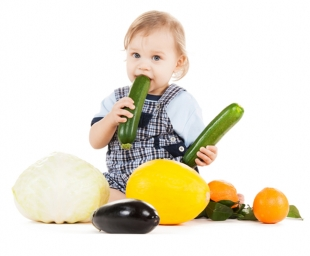 Υγιεινή διατροφή για παιδιά – Πως θα αγαπήσουν τα λαχανικά