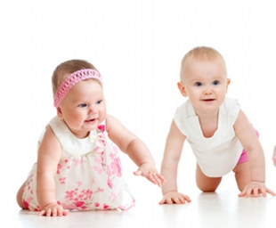 Ημερολόγιο Κινητικής Ανάπτυξης 6-12 μηνών