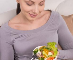 Διατροφή της εγκύου