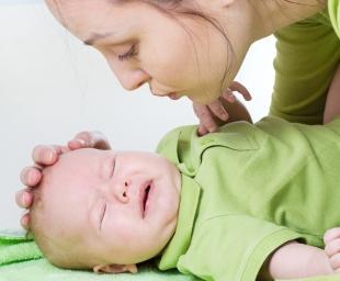Κλάμα μωρού και πως να το αντιμετωπίστε