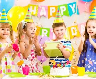 Πάρτι γενεθλίων. Η προσωπική του γιορτή!
