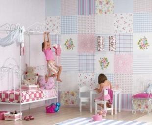 Ιδέες διακόσμησης για μικρές πριγκίπισσες