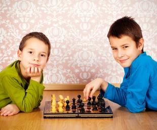Παιδί και Σκάκι: Μικροί Κασπάροφ σε δράση