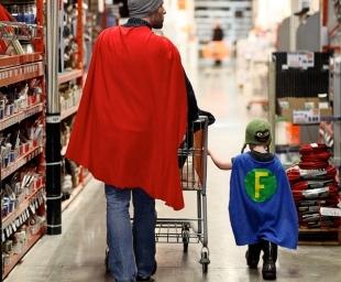 Έξι πράγματα που οι μπαμπάδες κάνουν καλύτερα