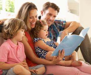 Πώς θα κάνετε το παιδί να αγαπήσει τα βιβλία
