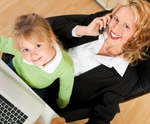 7 λόγοι που οι μαμάδες είναι τα πιο ικανά στελέχη