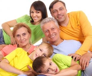Παππούδες και γιαγιάδες, οι γονείς των γονιών