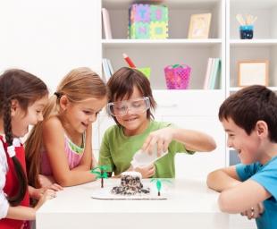 Πειράματα φυσικής για παιδιά προσχολικής ηλικίας – 4 διασκεδαστικές ιδέες