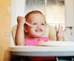 Οι 5 βασικοί κανόνες διατροφής για να μεγαλώσουμε ένα γερό παιδί