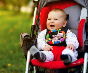 Οι πρώτες βόλτες με το μωρό