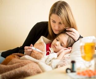 Παιδικές ιώσεις και πώς να τις καταπολεμήσετε με φυσικούς τρόπους