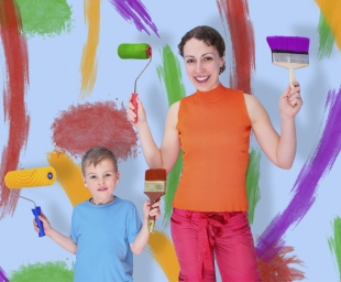 Ποια είναι τα κατάλληλα χρώματα για το παιδικό δωμάτιο;