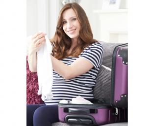 Η βαλίτσα της μέλλουσας μαμάς για το μαιευτήριο