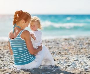 Πώς να ντύσουμε σωστά το μωρό το καλοκαίρι