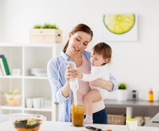 Μυστικά και tips για να φτιάξετε υγιεινά σπιτικά γεύματα για το μωρό σας