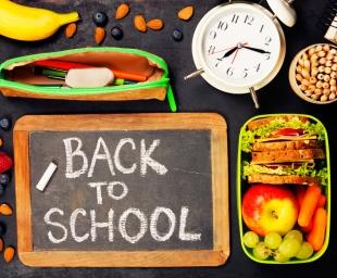 Προτάσεις για υγιεινά σνακ για το σχολείο