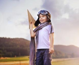5 θετικοί στόχοι να βάλουν τα παιδιά για τη νέα χρονιά