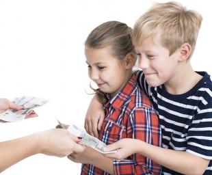 Χαρτζιλίκι – Μυώντας τα παιδιά μας στην διαχείριση των οικονομικών τους