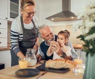 Παππούδες και εγγόνια: Σχέση ζωής